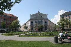 Gärtnerplatz & Staatstheater