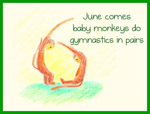 Happy June! by yupius