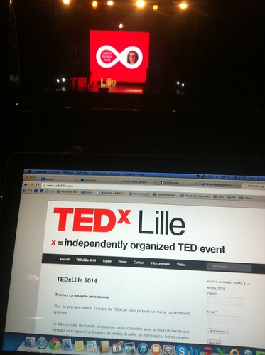 "#tictac #tedxlille Jour J ! • <a style=""font-size:0.8em;"" href=""http://www.flickr.com/photos/119477527@N03/13010243233/"" target=""_blank"">View on Flickr</a>"