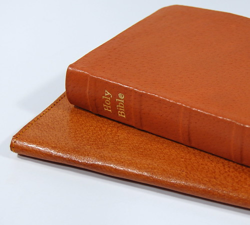Deluxe Compact ESV in Pigskin - Comparison