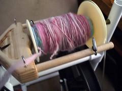 Spinning 1/7/09