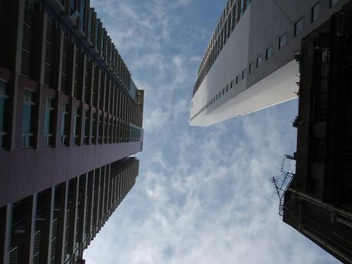 Cielo de Hong Kong