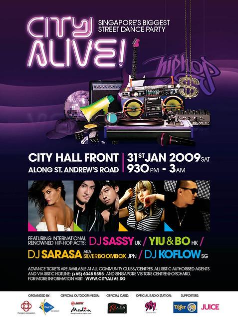 City Alive!