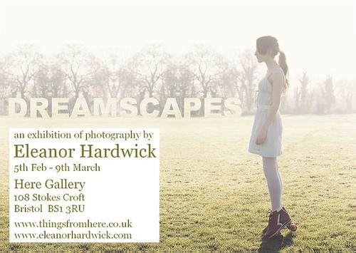 Eleanor Hardwick flyer