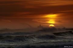 Bugio II. (benitojuncal) Tags: sunset portugal lisboa caparica oceano atlantico bugio abigfave ilustrarportugal antonimus sérieouro mindigtopponalwaysontop