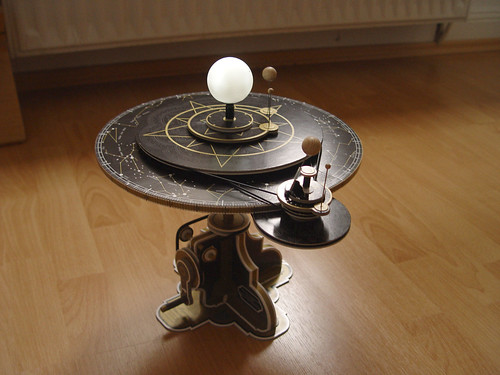 Orrery - Establishing Shot