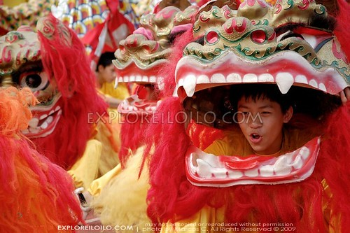 Iloilo Chinese New Year 2010