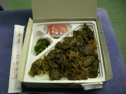 越後の闘牛特製牛めし/Gyu-meshi