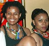 South Africa Freedom Day Celebration Dinner Himosha Ethnic Zulu Cultural Dancers Adams Mark Hotel City Line Avenue Philadelphia May 4 1996 000 Nomsa and Busi (photographer695) Tags: south africa freedom day celebration dinner himosha ethnic zulu cultural dancers adams mark hotel city line avenue philadelphia may 4 1996 beautiful girl smile southafrican african april