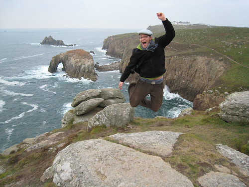 Tobe's Land's End Jump