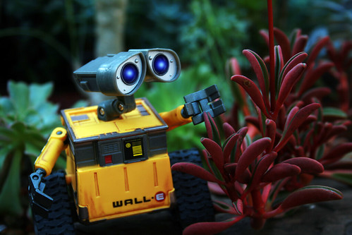 Wall-E (by ElDave)