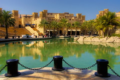 Madinat Jumeirah Hotel Resort (george paris (busy: on/off again)) Tags: dubai uae arab jumeirahbeach madinatjumeirah hotelresort citrit theunforgettablepictures goldstaraward