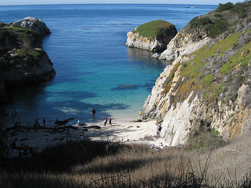 Pt Lobos - China Cove