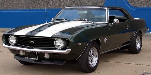 1969 Camaro SS