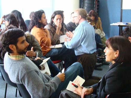 Seminario Acceso 2.0, Bogotá, Colombia