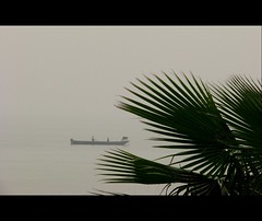 A misty morning in the Atlantic (Pyngodan) Tags: africa guinea atlantic westafrica afrique s5 conakry guine mistymorning guinee guineaconakry mywinners s5is amazingcaptures malayalikkoottam malayalikoottam guineconakry conakryguinea pyngodan conkaryguinea laguinee