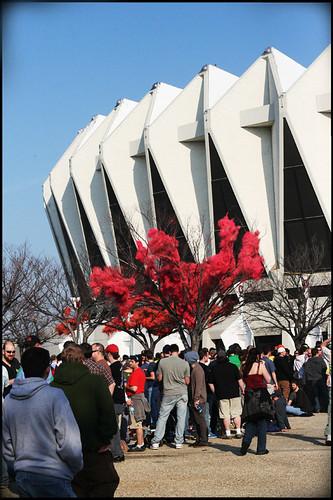 Hampton Coliseum - 3/6/09