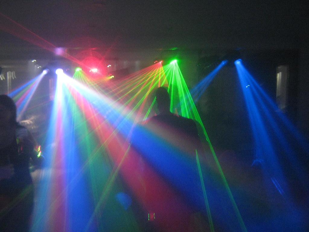 Dance Floor at the Half Moon, Market Weighton, Yorkshire
