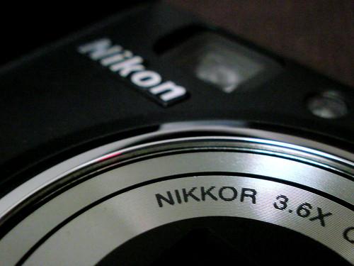 NIKON P50