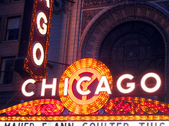 Chicago Theater by Telstar Logistics, on Flickr