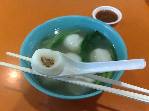 Fuzhou Fishball Soup