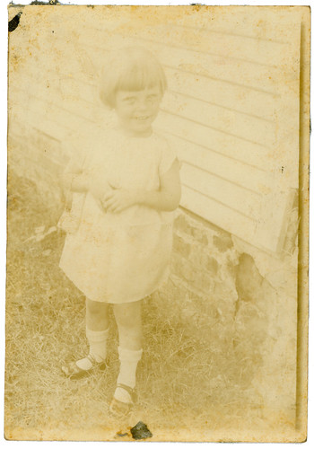 Betty Lou at age 3