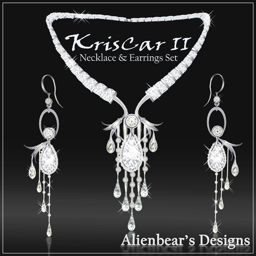 KrisCar II N&E white
