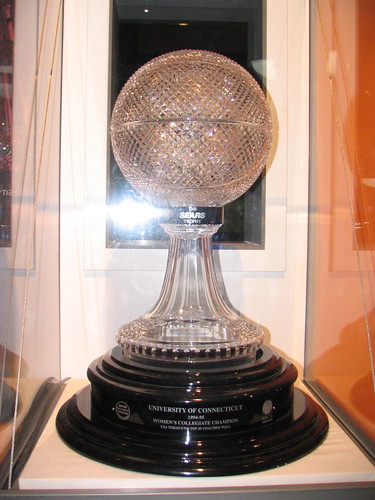 UConn Women's Trophy