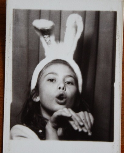 Easter photobooth