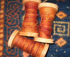 Gnomespun yarns