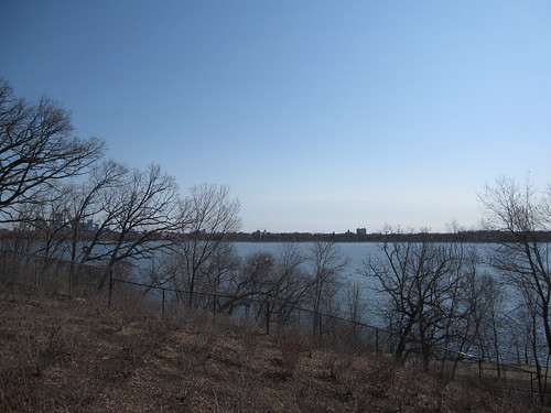 View of Lake Calhoun from Minikahda Club