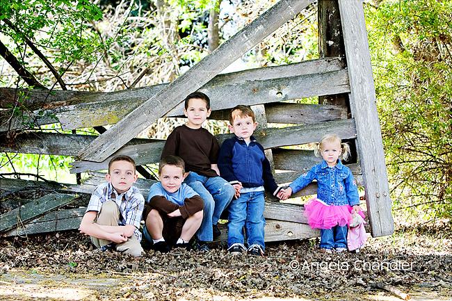 5 kids 1 serious web