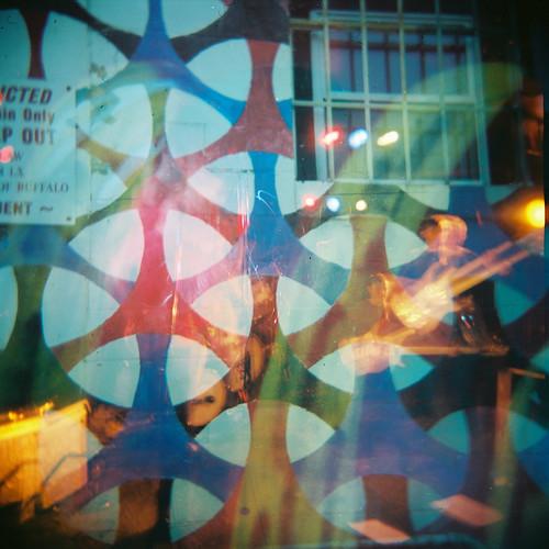crazy Dimetrodon/Amy's Place quadruple+ exposure