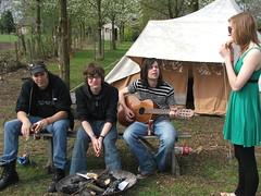 Good morning (alibobar) Tags: camping fujis5500 sevenum bergerhof prilpop