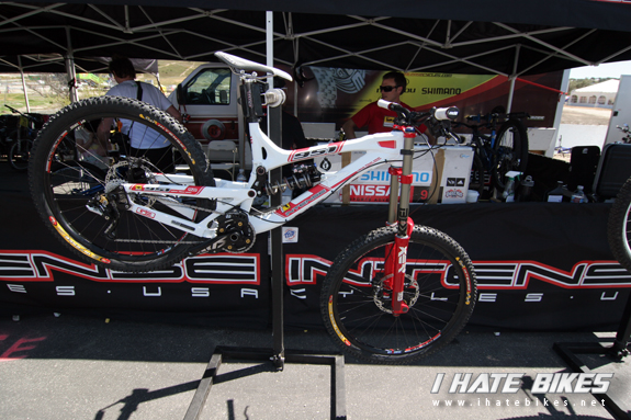 the newest DH model from Intense