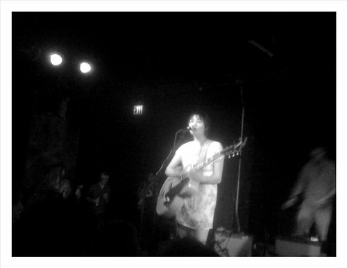 Thao at the Black Cat
