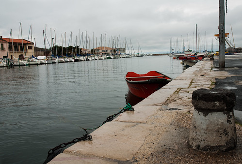 Bouzigues Harbour