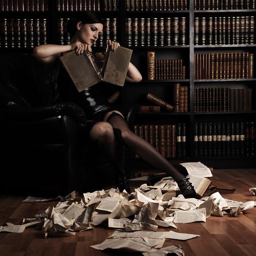 all_my_books_by_nola_nola por Death4444.