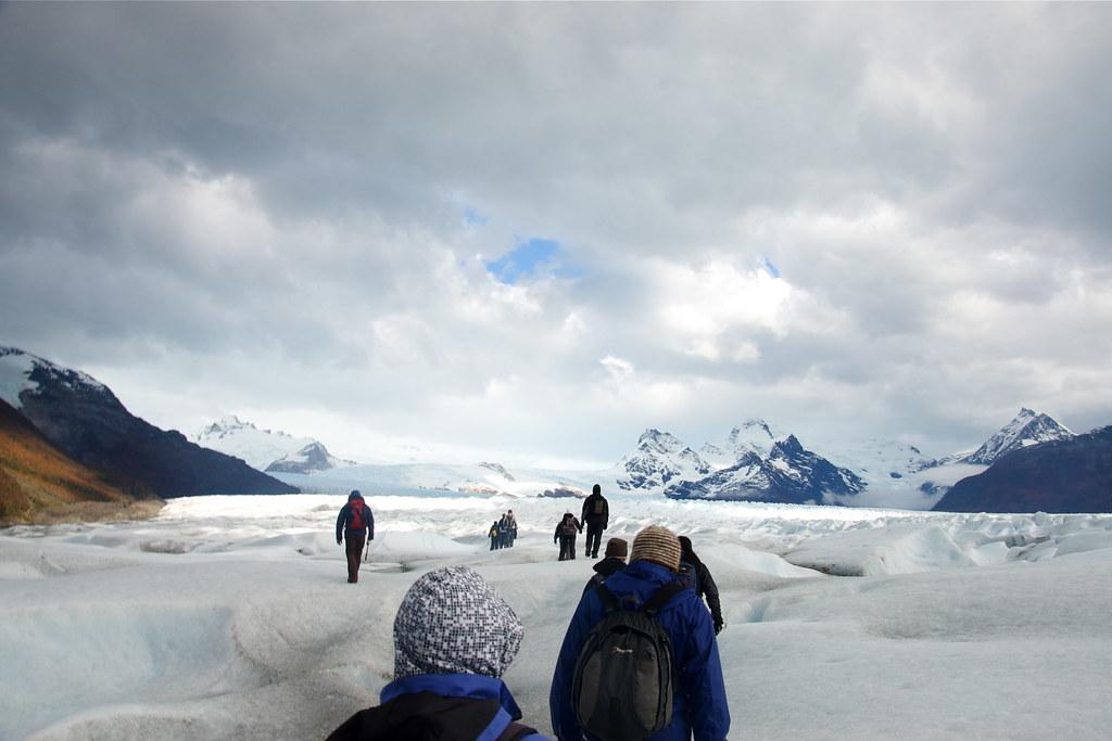 glacier hiking - 1
