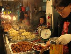 Gwangmyeong Market. (ShanLuPhoto) Tags: travel market seoul southkorea    republicofkorea
