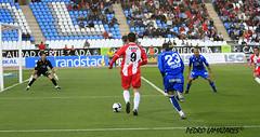 FX36 (Pedro Lamazares) Tags: de el gol soriano ante numancia