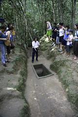Cu Chi -2504 (Martin Kaftan) Tags: geotagged war asia military places vietnam tunnels guerilla vnm xmbthin hchminh geo:lat=1106257956 geo:lon=10652821183