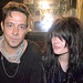 The Kills Jamie Hince & Alison Mosshart