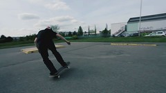First skate session with the Glidecam (laurent.lagarde) Tags: skateboarding skate skateboard steadycam 1740l shortmovie glidecam onesharpeye laurentlagarde 5dmkii