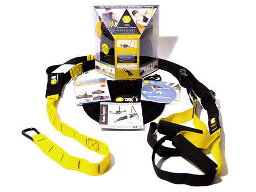 TRX Suspension Trainer Bundle