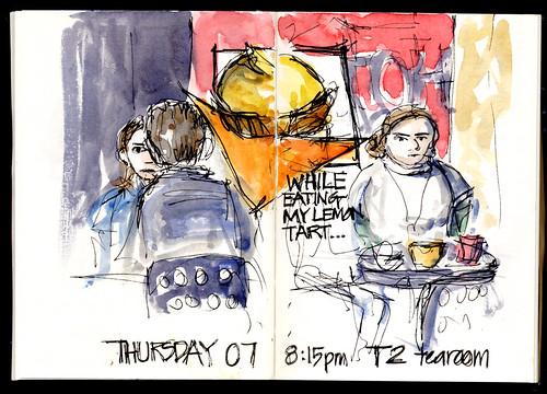 EDiM 07B_Cafe Sketching1