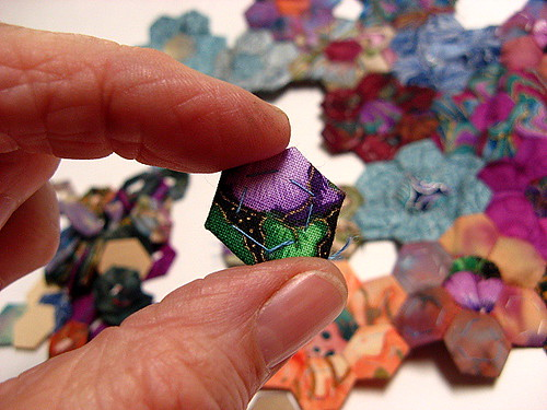 miniature hexagons