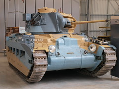 Matilda II (Megashorts) Tags: uk army war tank military wwii olympus matilda armor dorset ww2 vehicle british inside e3 fighting armour armored zuiko 2009 tankmuseum armoured allied zd 1454mm bovingtontankmuseum matildaii bovingtonmuseum