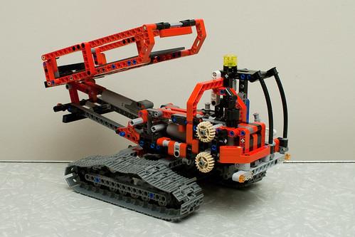 Lego Excavator (8294) B model