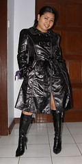 Casual (johnerly03) Tags: black fashion asian boots coat